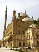 foto of hughes  - Different views and buildings from Salah El Din Castle in Cairo Egypt - JPG