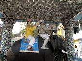 stock photo of jain  - Jain Temple - JPG