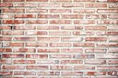 foto of stonewalled  - background created with an old brick wall - JPG