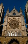 stock photo of eardrum  - Cathedral of Leon in Spain - JPG