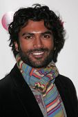 Sendhil Ramamurthy at the NAACP Hollywood bureau's 3rd Annual Symposium