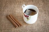 stock photo of stimulation  - A good cup of coffee is the best stimulating and the best way to get up in the morning  - JPG