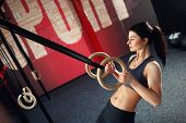 pic of rings  - Workout on rings - JPG