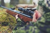 picture of guns  - hunting - JPG