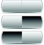picture of oblong  - Button templates - JPG
