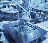 image of welding  - Robot Welding - JPG