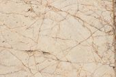 image of fracture  - Closeup texture of fracture brown marble pattern - JPG