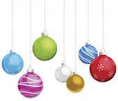 stock photo of christmas ornament  - Multi - JPG