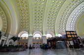 image of amtrak  - Union Station interior architecture - JPG