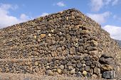 foto of thor  - The Pyramids of Guimar on Tenerife - JPG