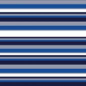 Retro Stripe Pattern With Navy Blue, White And Cyan Parallel Stripe. Vector Pattern Stripe Abstract  poster