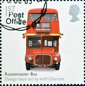 UNITED KINGDOM - CIRCA 2009: A stamp printed in Great Britain dedicates to Design Classics shows Rou