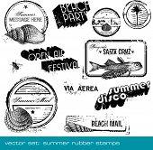 Постер, плакат: летняя резина марки