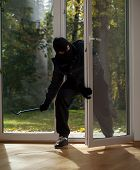 Burglary To Home On The Suburbs