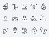 foto of orientation  - Location icons - JPG