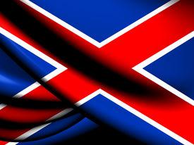 image of zar  - Flag of Potchefstroom - JPG