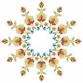 stock photo of ottoman  - decorative elements of Ottoman and Turkish art - JPG