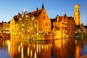 picture of rosary  - Bruges Belgium  - JPG