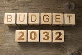 foto of reveillon  - Budget for 2032 wooden - JPG
