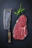 image of wagyu  - Bottom Round Steak - JPG