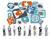 picture of socialism  - Media Social Media Social Network Internet Technology Online Concept - JPG