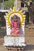 Постер, плакат: Deity Of Shri Vishnu