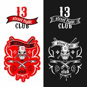 ������, ������: Street Fighting Club Emblem