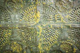 image of motif  - various motifs on old - JPG
