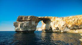 picture of gozo  - Azure Window - JPG