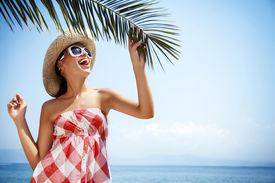 foto of beach holiday  - beach holiday - JPG