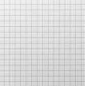 picture of graph paper  - Graph paper with quartered sub sections - JPG