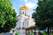 image of olden days  - Temple of the Christ of the Savior - JPG