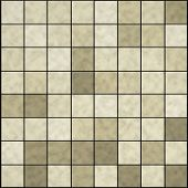 Textured background, bathroom mosaic.