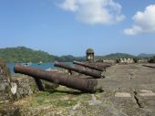 Fortification of portobelo pic.