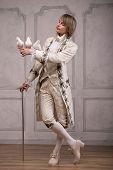 stock photo of juggler  - Full - JPG