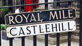 image of mile  - Edimburgh  - JPG