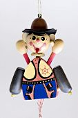 pic of yanks  - A simple string puppet - JPG