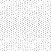stock photo of hollow  - A hollow tiny bullets vector pattern - JPG