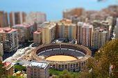 picture of tilt  - Malaga Spain  - JPG
