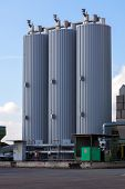 pic of slag  - Asphalt plant - JPG