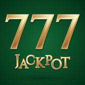 ������, ������: Casino jackpot symbol