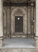 Постер, плакат: Window Mosque Of Muhammad Ali Pasha Citadel Of Cairo Egypt