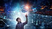 Innovative impressive technologies poster