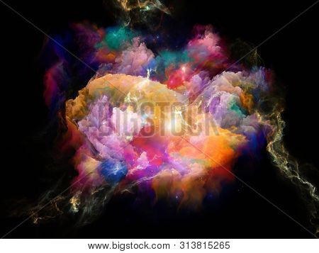 poster of Lights Of Color Space