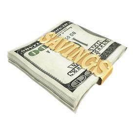 image of save money  - savings money clip 3d  - JPG