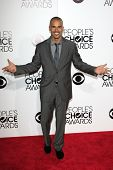 LOS ANGELES - JAN 8: Shemar Moore at The People's Choice Awards at the Nokia Theater L.A. Live on Ja