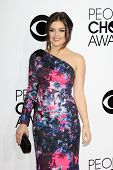 LOS ANGELES - JAN 8: Lucy Hale at The People's Choice Awards at the Nokia Theater L.A. Live on Janua