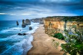 picture of 12 apostles  - The Twelve Apostles - JPG