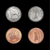 image of xx  - Set of coins of Ireland  - JPG