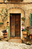 picture of chopin  - a view of Valldemossa Mallorca Balearic Islands Spain - JPG